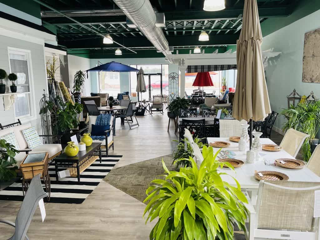 Outdoor Furniture Long Island Showroom